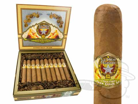 La Vieja Habana Rothschild Luxo Connecticut Shade