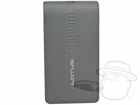 Lotus Contour Lighter - Gunmetal
