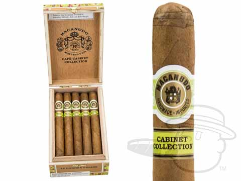 Macanudo Cabinet Collection Corona