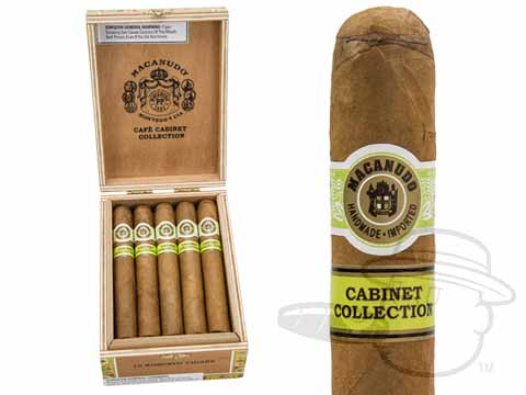 Macanudo Cabinet Collection Robusto