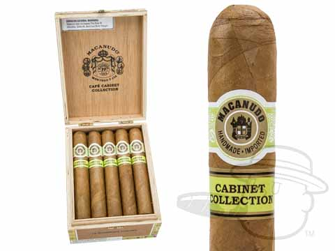 Macanudo Cabinet Collection Supremo