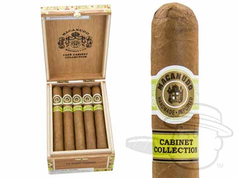 Macanudo Cabinet Collection Toro