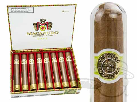 Macanudo Crystal Cafe