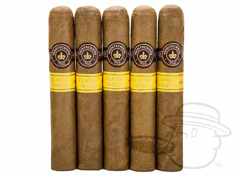 Montecristo Classic Collection Robusto 5 Cigars
