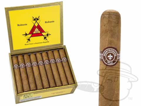 Montecristo Robusto Box of 25