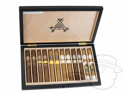 Montecristo Toro 12 Cigar Sampler Sealed Pack - 12 Total Cigars