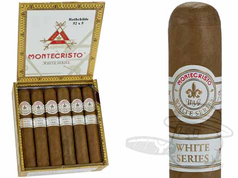 Montecristo White Label Rothchilde - Box of 10 Box of 10