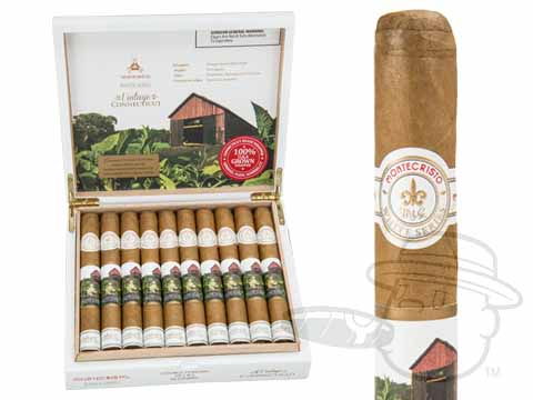 Montecristo White Vintage Connecticut Double Corona Box of 20