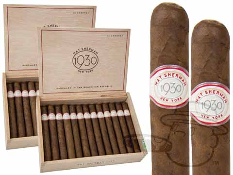 NAT SHERMAN 1930 CORONA 2X Deal 2X Deal   48 Total Cigars