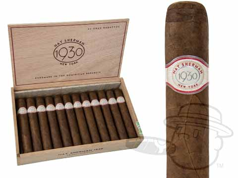 Nat Sherman 1930 Gran Robusto Box of 24