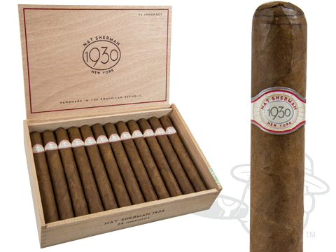 Nat Sherman 1930 Inmenso Box of 24