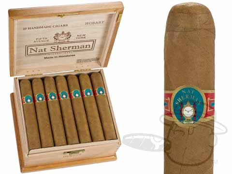 Nat Sherman Host Selection Hobart Box of 25