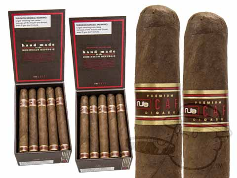 Nub Nuance Double 542 2 Box Deal 2-Fer  40 Total  Cigars