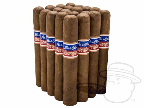 Flor De Oliva - Corojo Robusto Bundle - 20 Total Cigars