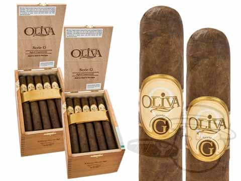 OLIVA SERIE G TORO CAMEROON 2X Deal 2X Deal    50 Total Cigars