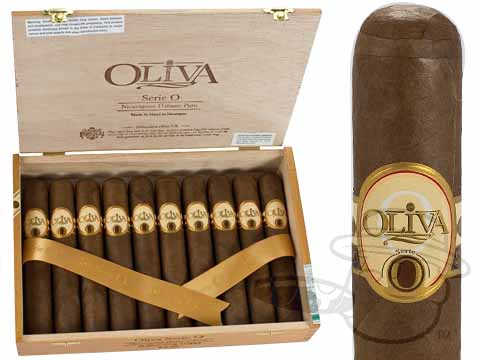 Oliva Serie O Double Toro Sungrown Box - 10 Total Cigars