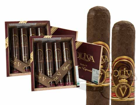 OLIVA SERIE V DOUBLE ROBUSTO TUBO 2X Deal 2X Deal    24 Total Cigars