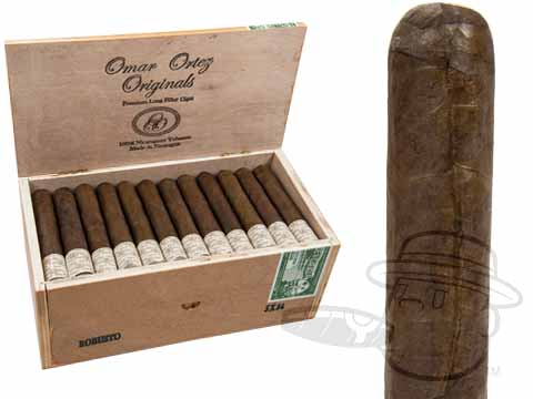Omar Ortez Originals Robusto Box - 60 Total Cigars