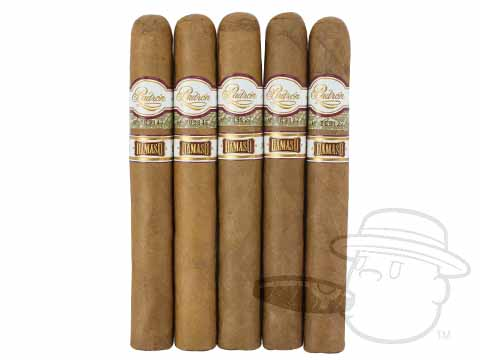 Padron Damaso No. 8 5 Cigars