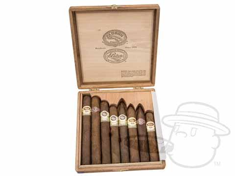 Padron 3-Line Sampler Pack Natural