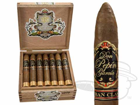 Don Pepin Garcia Cuban Classic Belicoso 1970 Box of 20