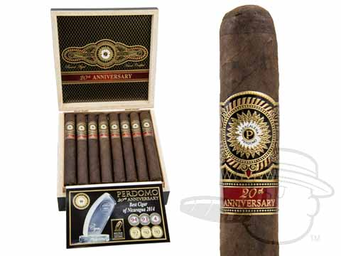 Perdomo 20th Anniversary Churchill Maduro