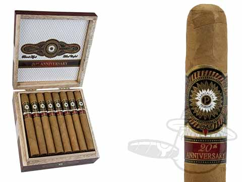 Perdomo 20th Anniversary Corona Grande Connecticut