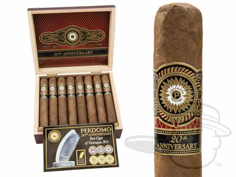 Perdomo 20th Anniversary Gordo Sun Grown