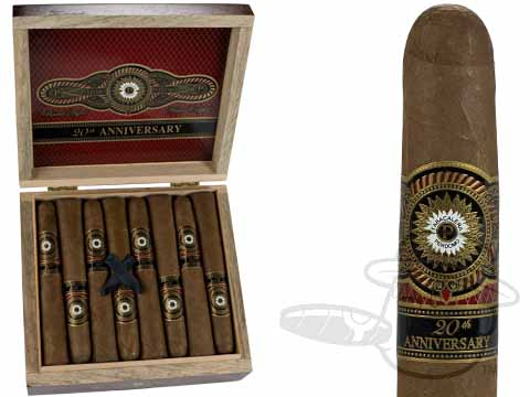 Perdomo 20th Anniversary Pyramid Sun Grown