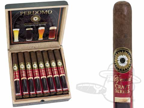 Perdomo Special Craft Series Stout Epicure Box of 24