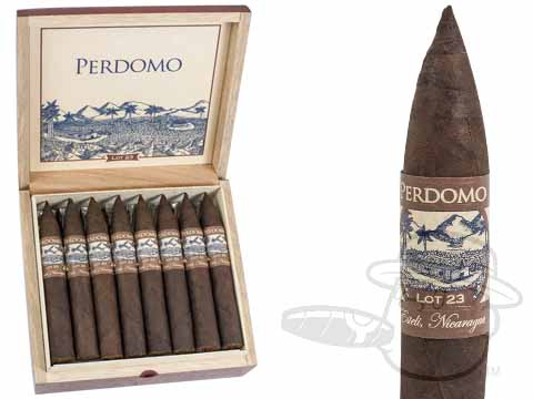 Perdomo Lot 23 Belicoso Maduro Box of 24