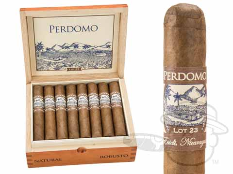 Perdomo Lot 23 Robusto Natural Box of 24