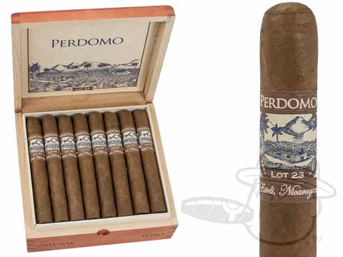 Perdomo Lot 23 Toro Natural Box of 24