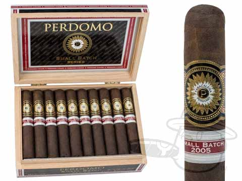 Perdomo Small Batch Toro Especial Maduro Box of 30