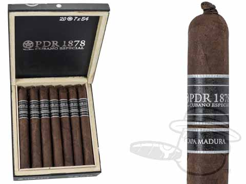 PDR 1878 Cubano Especial Churchill Madura Box of 20