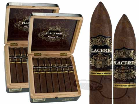 Placeres Reserva Belicoso 2 Box Deal 2-Fer  40 Total  Cigars