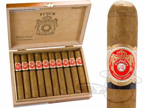 Punch Gran Cru Robusto Natural