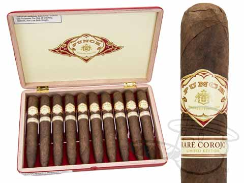 Punch Rare Corojo Lapiz Box of 10