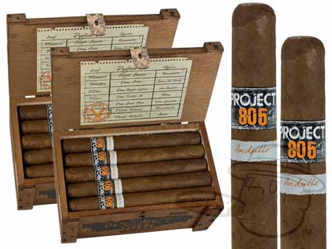 Project 805 Churchill 2 Box Deal 2-Fer - 40 Cigars Cigars