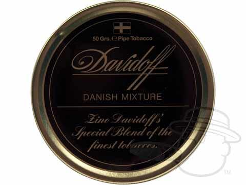 Davidoff Danish Mixture Pipe Tobacco - 50g