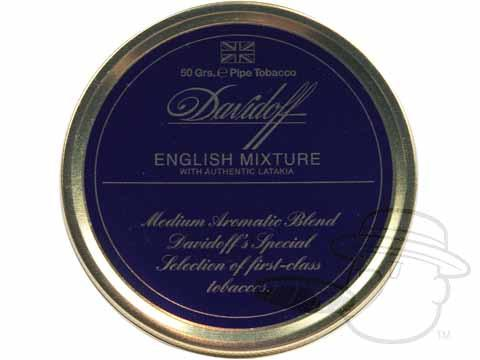 Davidoff English Mixture Pipe Tobacco - 50g
