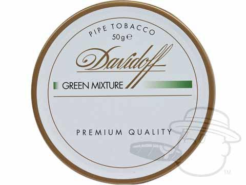 Davidoff Green Mixture Pipe Tobacco - 50g