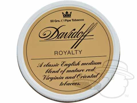 Davidoff Royalty Pipe Tobacco - 50g