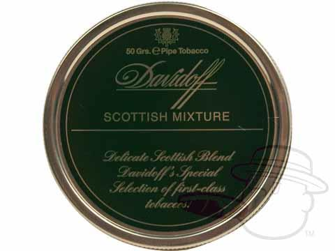 Davidoff Scottish Mixture Pipe Tobacco - 50g