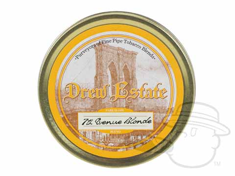 Drew Estate Classics Pipe Tobacco - 7th Avenue Blonde