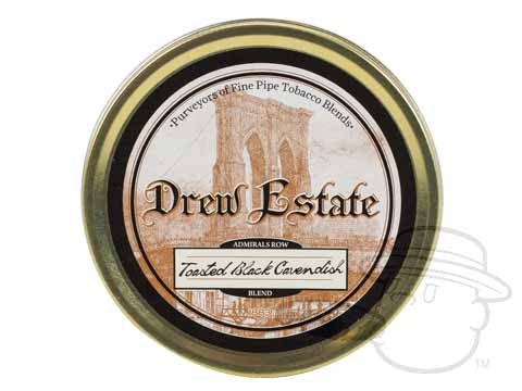 Drew Estate Classics Pipe Tobacco - Toasted Black Cavendish