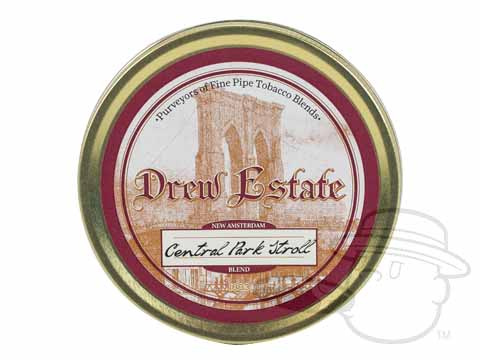 Drew Estate Classics Pipe Tobacco - Central Park Stroll
