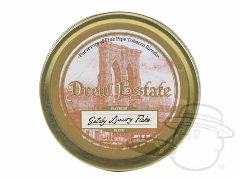 Drew Estate Classics Pipe Tobacco - Gatsby Luxury Flake