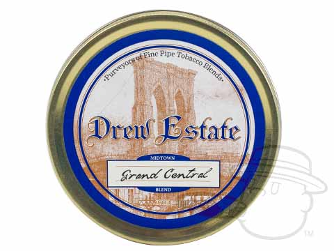 Drew Estate Classics Pipe Tobacco - Grand Central