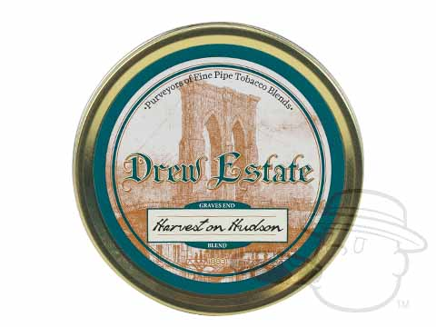 Drew Estate Classics Pipe Tobacco - Harvest on Hudson